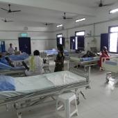 Ward of Kanekal Hospital