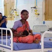 ©Nagappa; Kalyandurg hospital, gyenic ward