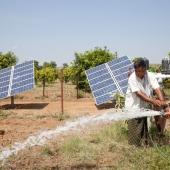 ©Nagappa. Exploiting solar energy